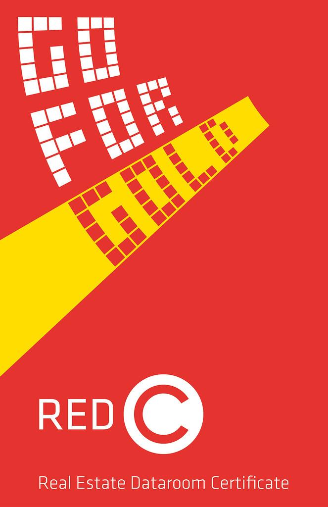 redC Invitation Card
