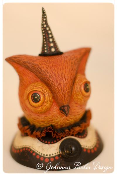Owl-Mini-Bust