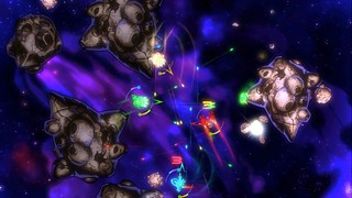 In Space We Brawl