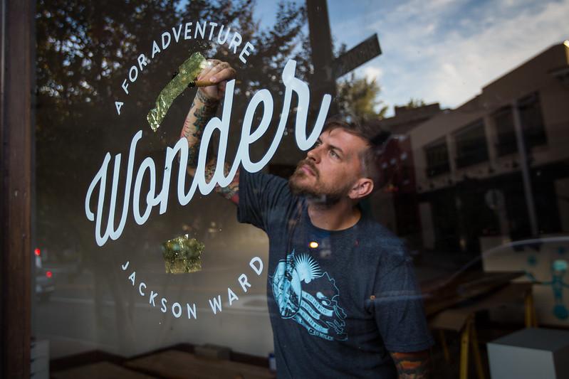 A For Adventure - Wonder - Jackson Ward