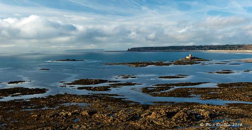 sea seascape canon coast peaceful jersey serene channelislands larocco philbloxham