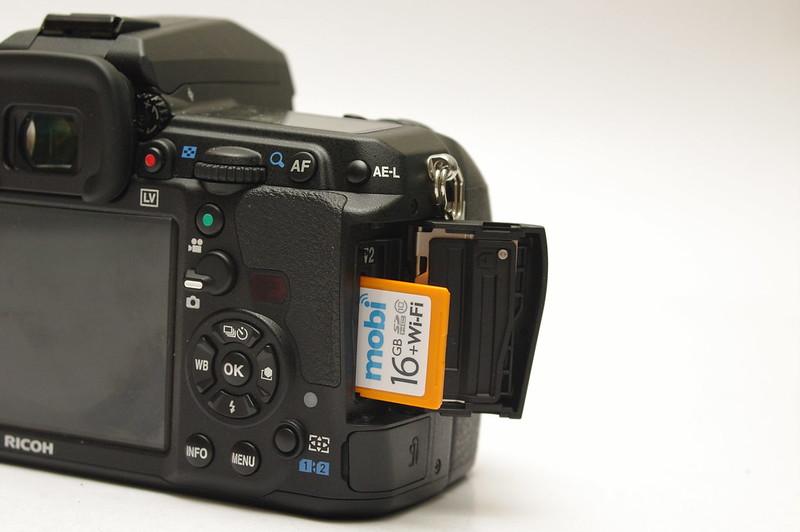 EYE-FI 記憶卡在筆電上的使用