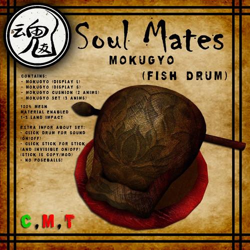 [Soul Mates] Mokugyo