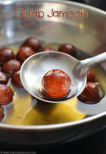 Gulab jamun recipe khoya gulab jamun how to make gulab jamun gulab jamun recipe forumfinder Gallery