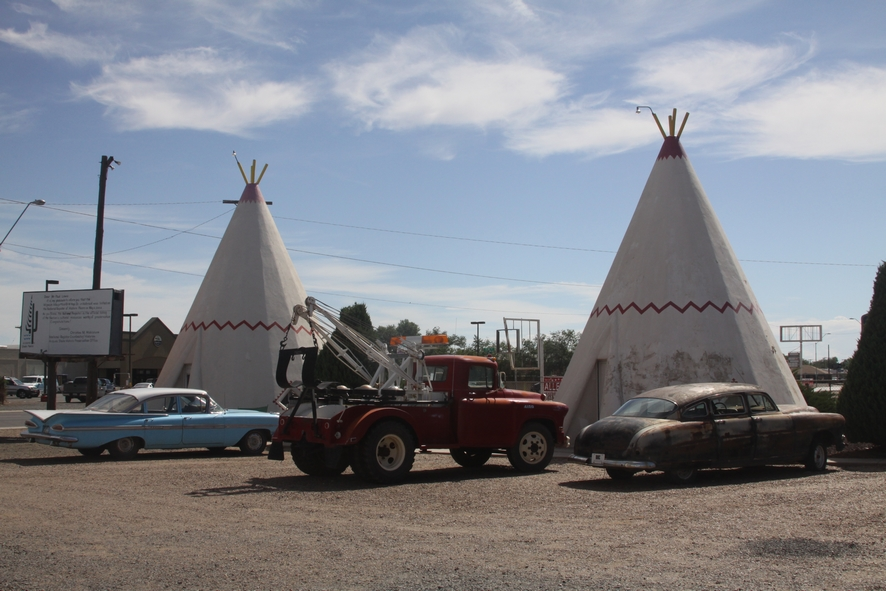 Arizona - Wigwam_Motel