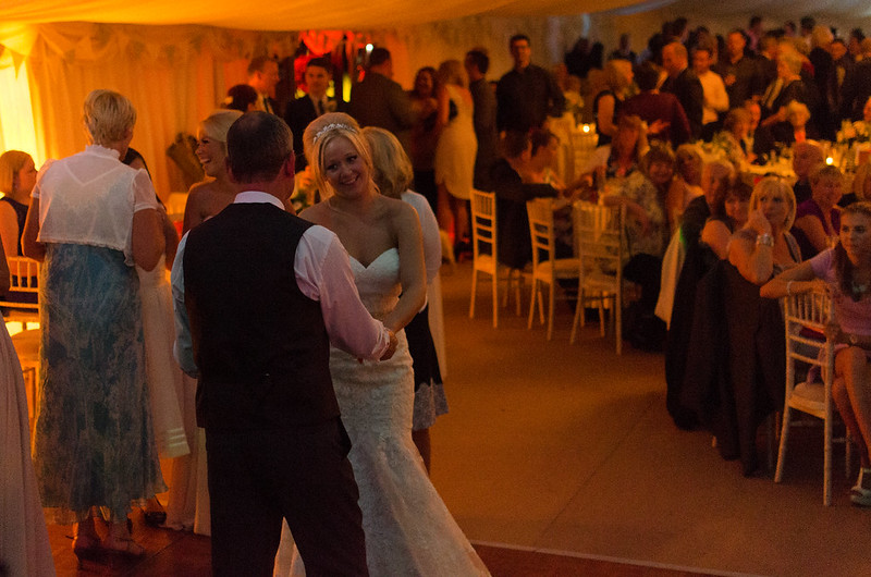 Father and Daugther Dance