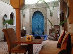 Riad Johan in Marrakech