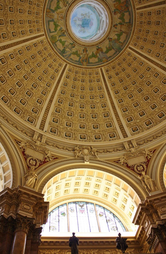 Library of Congress the Dome II