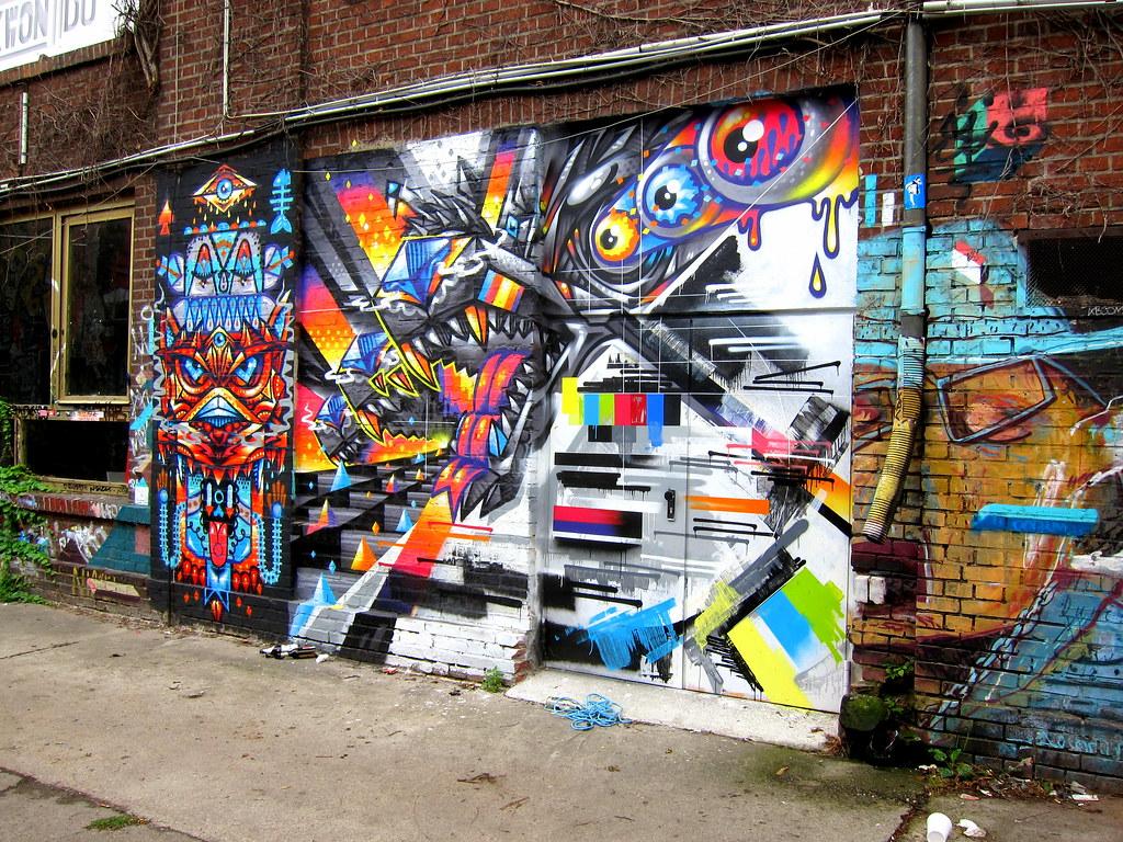 streetart | berlin raw tempel