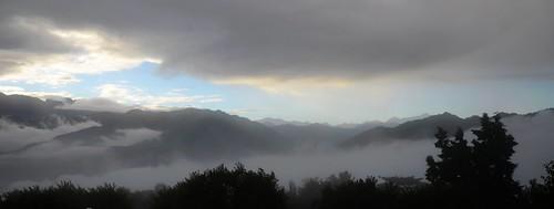 阿里山 日出 china alimountain sunrise 雲海