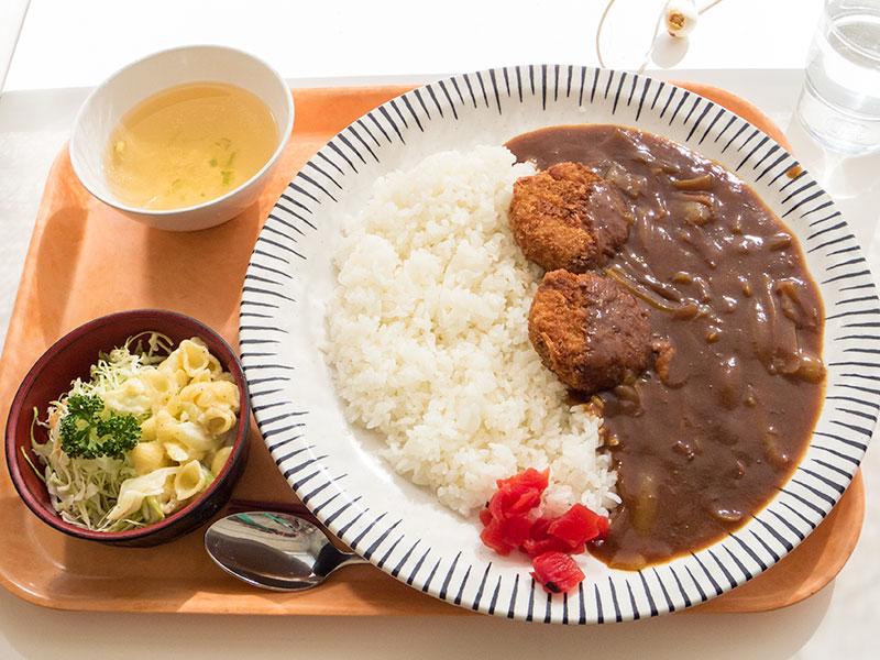 2014年10月18日の昼ご飯