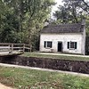 Spending tonight in a #historic #lockhouse built in 1822 on the C&O Canal
