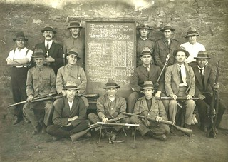 West Broken Hill Rifle Club - 1921/1922