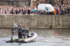 Police boat taskforce