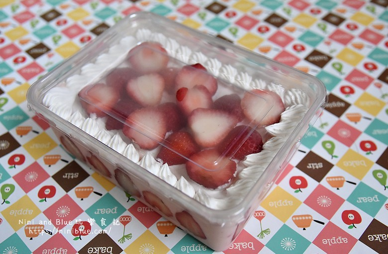 花郁甜品屋.草莓蛋糕.光復新村01