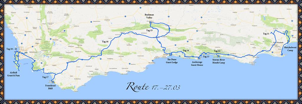Erste Südafrika-Reise - Nordosten + Garden Route - Seite 5 - Reise ...