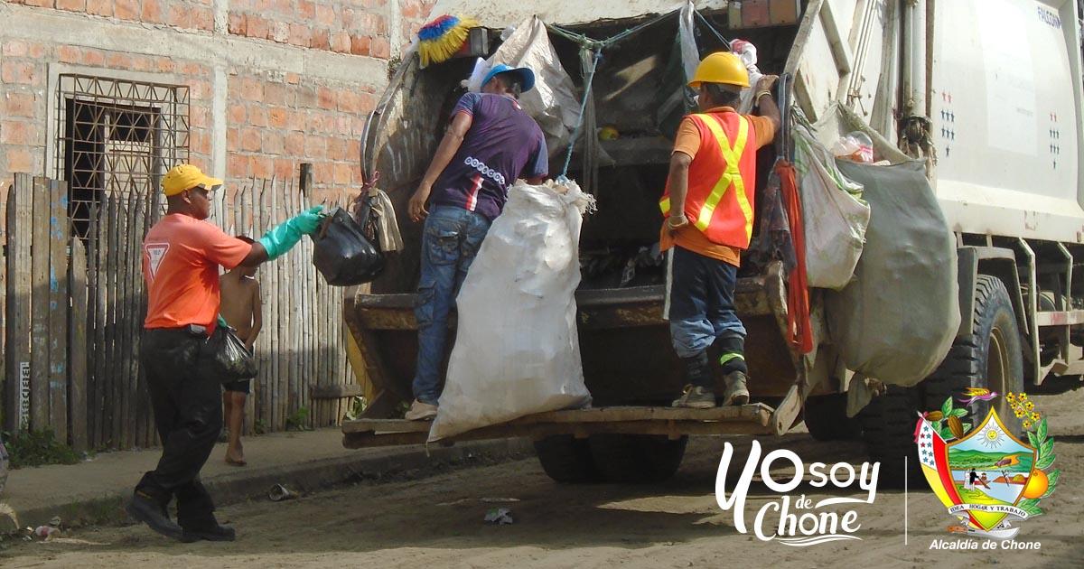 Recolección de basura en feriado de Semana Santa no parará