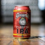 @gansettbeer It's About Time IPA now available @rogueisland Stop by for lunch 12 pm - 4 pm #itsabouttimeIPA #buyacasebuildabrewery