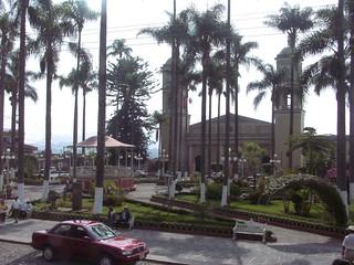 Parque Central Coscomatepec