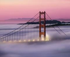 Brumous Bridge Morning