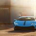 1016 Blue Lamborghini Huracan 1 by GREATONE!