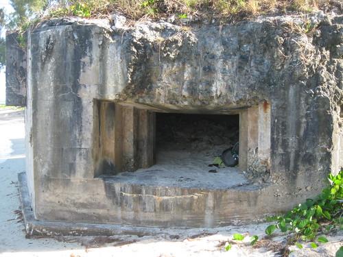 islands japanese bunker susupe beach kummerle saipan mariana