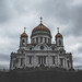 Cathedral of Christ the Saviour - Moscow - Russia