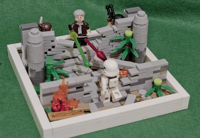 LEGO Star Wars Vignette