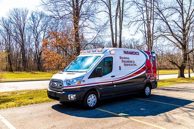 Alabama ambulance