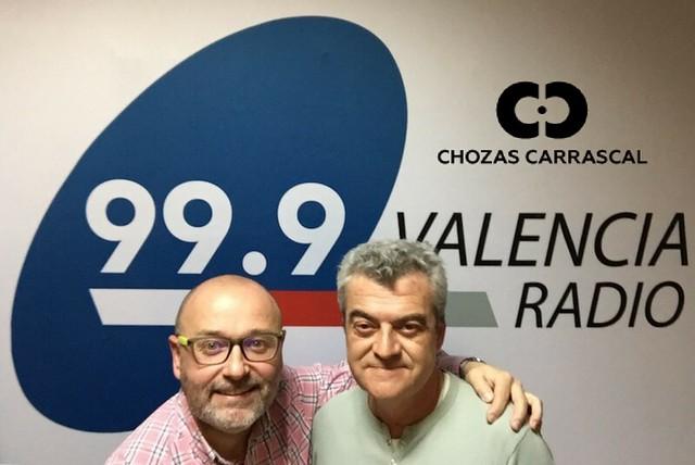 Chozas Carrascal La música de su vida Todo irá bien Paco Cremades Las 5 de Eduardo Pertegás