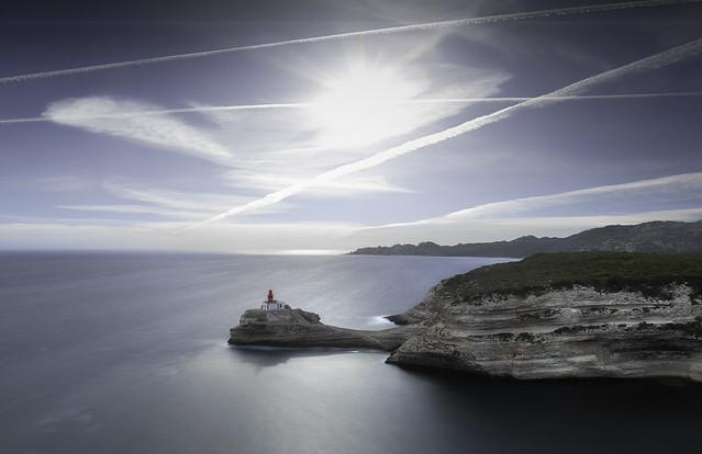 Boni(phare)cio (Corsica)