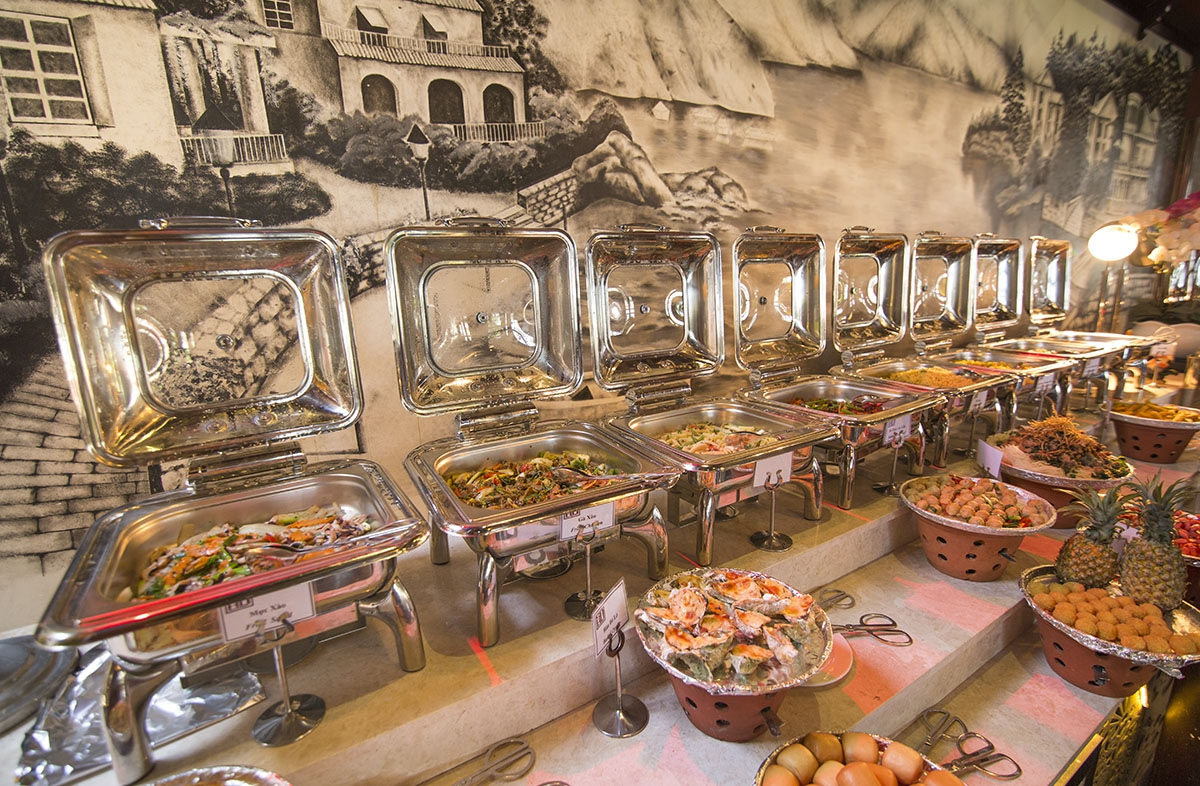 Nhà hàng SOHO Buffet & Alacarte - Khám phá thiên đường ẩm thực thế giới ngay giữa thành phố Đà Nẵng 2