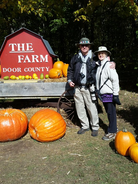 Ken and Mary Lou at The Farm 20141012