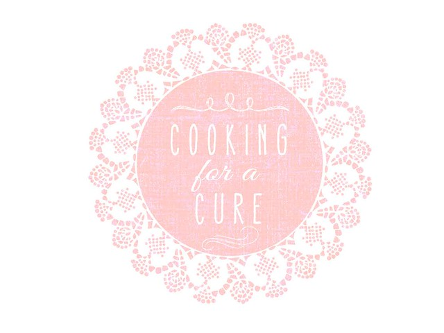 Cooking for a Cure #cookingforacure