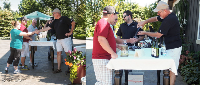 Gregarious Cellars Release Party