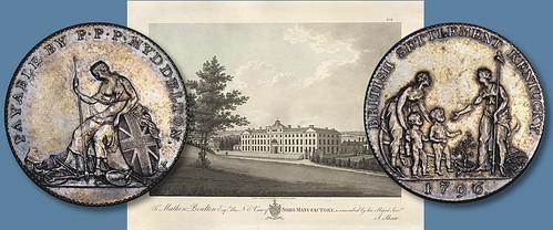 1796 Myddleton Token