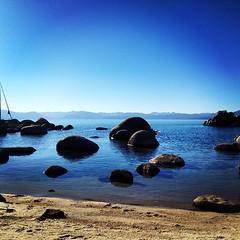 #HeavensCove #PerfectBeach #LakeTahoe