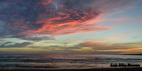 Playa de la Lanzada :: fotografía @LuisDiazDevesa