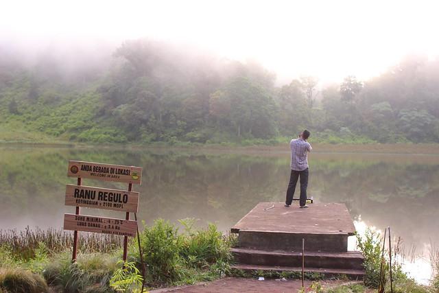 Camping Ranu Regulo