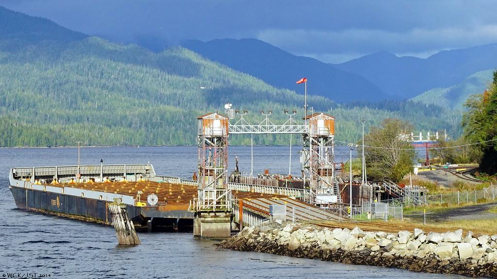 Rail barges - general | West Coast Ferries Forum