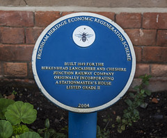 Photo of Blue plaque number 32906