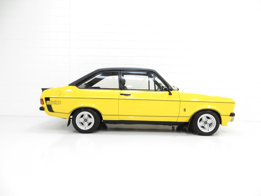 mk2 ford escort rs mexico in fabulous condition pe1. Black Bedroom Furniture Sets. Home Design Ideas