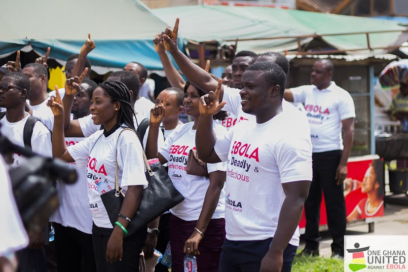 One Ghana United Against Ebola-40