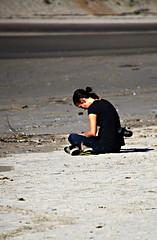 Praying or texting