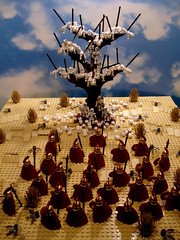Tree Of Death 300 Halloween Style