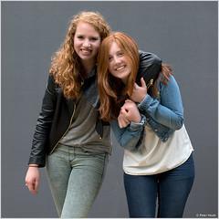 Next picture: Inge & Kristie