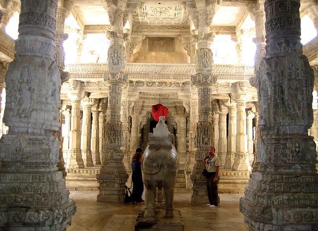 El Templo Jainista Ranakpur