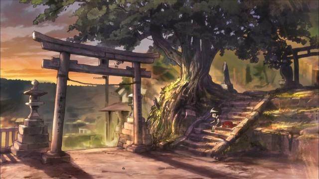 Gugure Kokkuri-san ep 1 - image 25