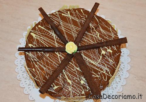 Torte - 34 - Torta al cioccolato