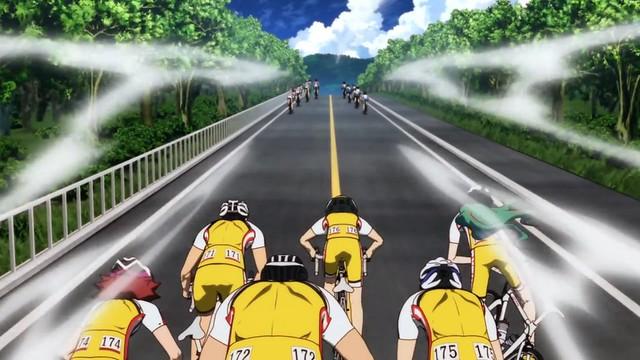 Yowamushi Pedal ep 38 - image 15